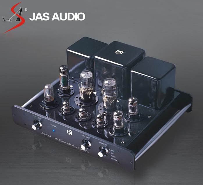 New JAS AUDIO RANGE